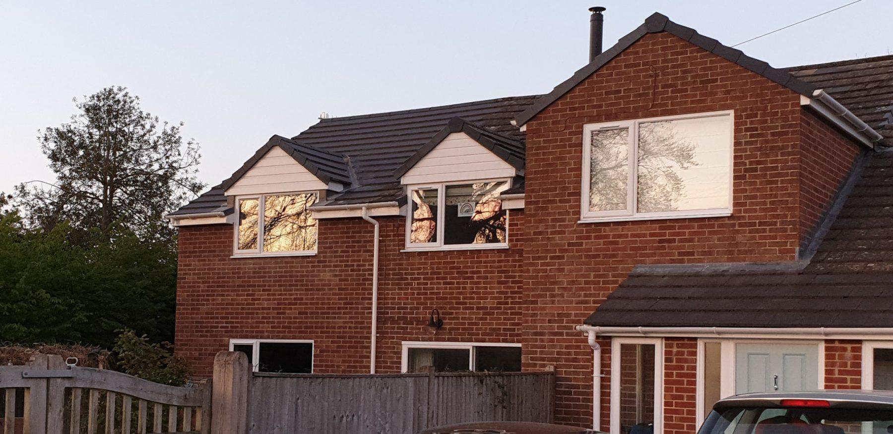 Two storey extension in Marlborough Wiltshire